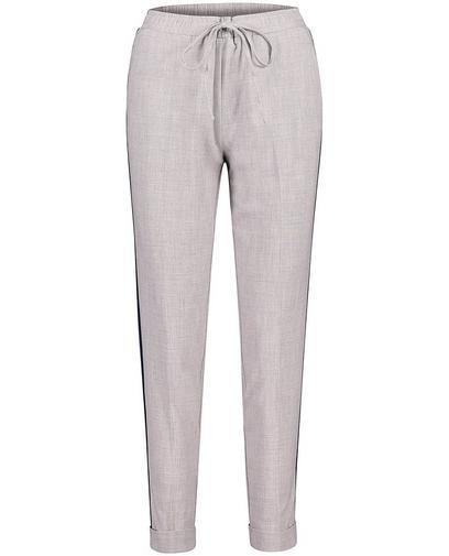 Pantalon à coupe ample